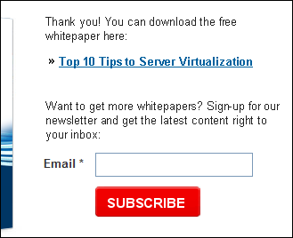 form conv signup