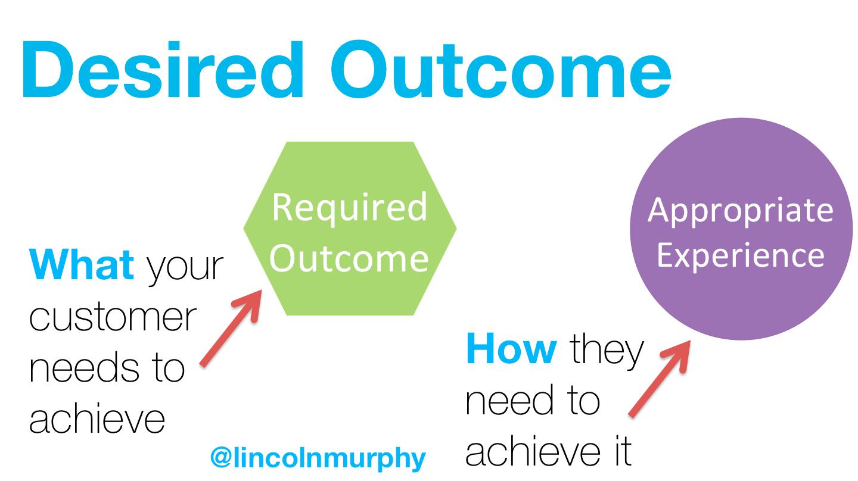 Customer Success: Desired Outcome