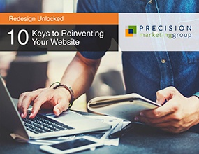 [eBook] Redesign Unlocked: The 10 Keys to Reinventing Your Website