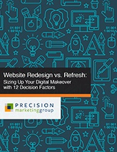 Website Redesign vs. Refresh: Sizing Up Your Digital Makeover with 12 Decision Factors