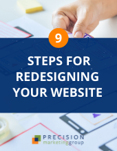 9 Steps for Redesigning  Your Website (1)