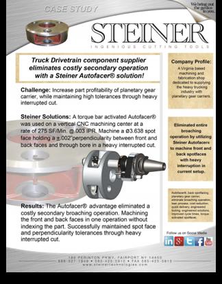 Steiner Technologies Case Study Redesign – Before