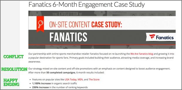 MOFU Content Marketing – Case Study Example