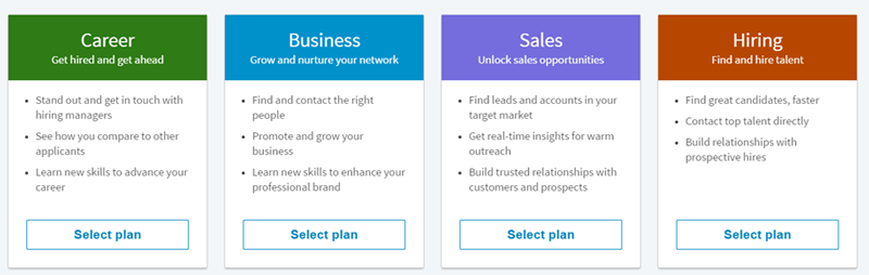 LinkedIn Changes: New Tools for Premium Users