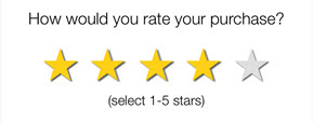 Interactive Email Techniques: Poll Example with Stars