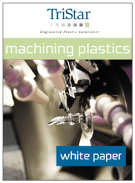 B2B Content Marketing - Machining Plastics White Paper