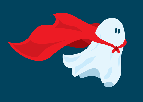 Working with a Ghost Blogger
