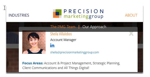 ABM Prospecting Tactics – Sheila Example