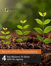 The Benefits of Outsourced Marketing: 4 Key Reasons to Grow with an Agency