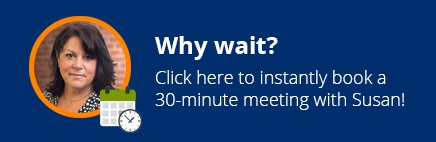 Book a 30-minute meeting with Susan!