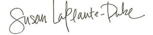 susan full signature