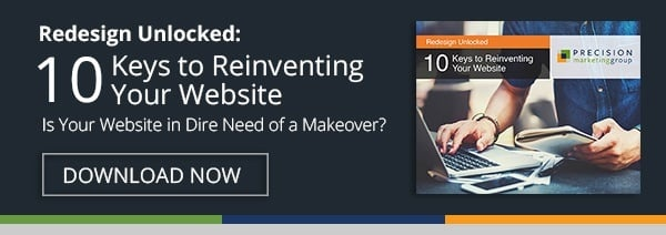 Free Download: Redesign Unlocked – The 10 Keys to Reinventing Your Website