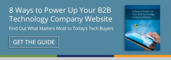 Download Now: 8 Ways to Power Up Your B2B Technology Company Website