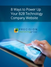 [Guide] 8 Ways to Power Up Your B2B Technology Company Website