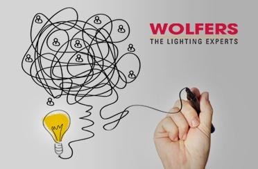 B2B Marketing Case Study: Wolfers Lighting
