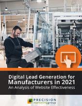 Digital Lead Gen for Mfgs
